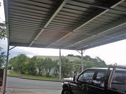 Car Port Roof Skillion Roof Carport 929