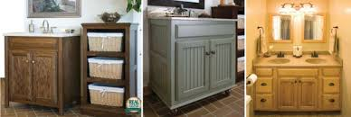 download unfinished bathroom cabinets gen4congress regarding wood