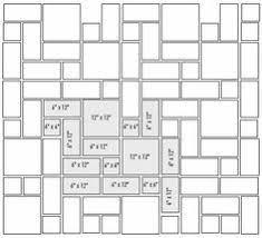 3 tile patterns floor travertine decobizz tile patterns