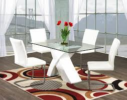 makeovers and decoration for modern homes glass dining tables