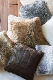 Faux Fur Throw Pillow 58 Best Cute Throw Pillows Images On Pinterest Throw Pillow