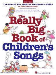 really big book of children s songs big books of
