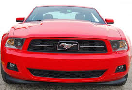 2010 ford mustang pony package the 2011 ford mustang pony package