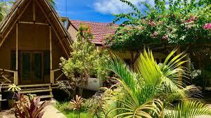 aza zil bungalows gili air indonesia youtube