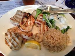 cuisine le gal wood grilled assortment picture of sea foods arlington