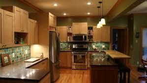 Copper Penny Tile Backsplash - fascinating modern kitchen design rustic copper faucet single bowl