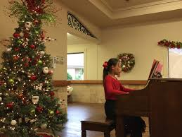 Decorate Nursing Home Room by December 22nd Pearland Branch Concert At Tuscany Village Nursing