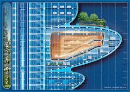 Futuristic Floor Plans Futuristic Skyscraper Floorplans