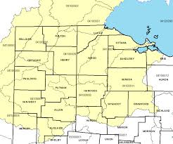 Map Ohio Counties by Understanding Regulations Definition Noncompliance Penalties On