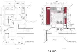 plans cuisine afficher l image d origine agencement coté technique
