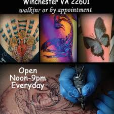 winchester tattoo tattoo 700 n cameron st winchester va