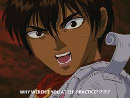 Band Practice Meme - why weren t you at band of the hawk practice why weren t you at