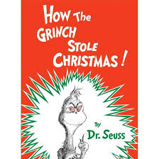 how the grinch stole ed hardcover by dr seuss