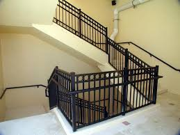 52 best aluminum stair rails images on pinterest stairs