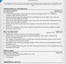 Resume Of Construction Worker Custodial Worker Resume Professional Custodial Supervisor