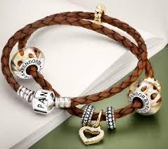bracelet leather pandora images 77 best pandora charms images pandora bracelets jpg