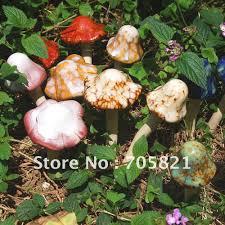 garden mushroom decor u2013 home design and decorating