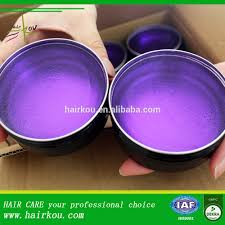 2017 argan oil hair pomade water based wax extra strong hold