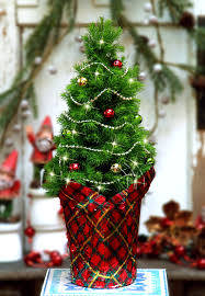 mini christmas tree with lights miniature christmas tree with lights christmas decor inspirations