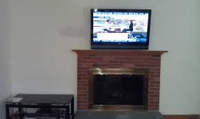 burlington ct u2013 over fireplace tv mounting another perfect