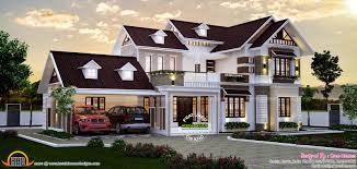elegant house in thalassery kerala kerala home design and floor
