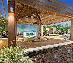Backyard Pavilion Plans Ideas 62 Best Modern Gazebo Images On Pinterest Landscaping Outdoor