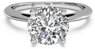 thin band engagement ring 5 thin band engagement rings to adore ritani