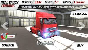 real truck driver android apps on google play