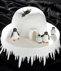 Make Christmas Cake Decorations Out Icing by Get 20 Penguin Cakes Ideas On Pinterest Without Signing Up