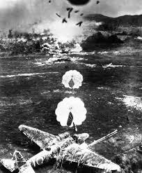 world war ii the pacific islands the atlantic