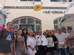 bureau de poste cagnes sur mer ils s unissent et récoltent plus de 1 500 signatures pour sauver