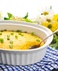 4 ingredient 4 minute corn pudding the seasoned