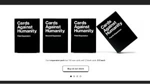 cards against humanity stores what would you put into the australian version of cards against