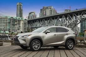 lexus nx300h extras 2015 lexus nx a luxury crossover with universal appeal review