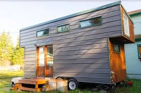 tiny houses extra touches make a 37k tiny house on wheels excel curbed seattle