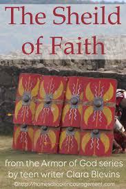 the armor of god the shield of faith