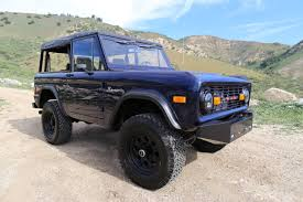 icon bronco 1977 ford bronco resto mod by tlc icon in los angeles california