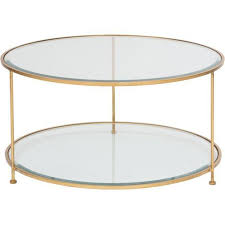 gold and glass coffee table i believe z galleria sells a version of this tables world s away