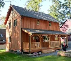 Two Story Log Homes by 20x34 2 Story Universal Cottage The Initial Inspiration With