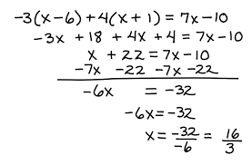 chapter 3 multi step equations and inequalities example