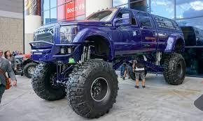 Ford Raptor Monster Truck - 2015 sema show highlights autonxt