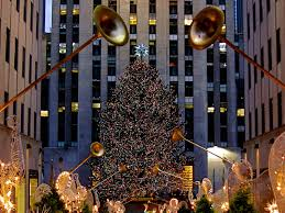 Rockefeller Tree Best Time For Rockefeller Center Tree In New York 2018 Map