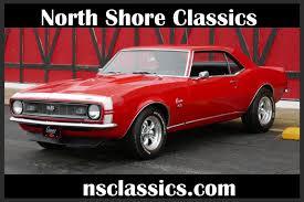1968 chevrolet camaro ss396 nice slick red paint very clean big