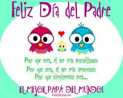 Feliz Dia Del Padre Imagenes Whatsapp | feliz día papá con pollitos en la imagen frases pinterest