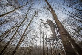 millennium treestands m150 hang on tree stand