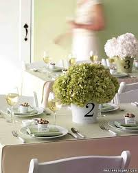 Martha Stewart Dining Room by Beach Wedding Centerpieces Martha Stewart Weddings