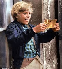 Willy Wonka Tell Me More Meme - original golden ticket used in the 1971 film willy wonka and the