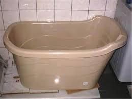 kitchen bath ideas sturdy portable bathtub househ pinterest portable bathtub in