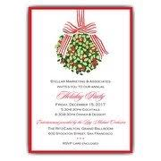 elegant christmas party invitations paperstyle