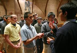 st adapts to times to mold boys into of catholic